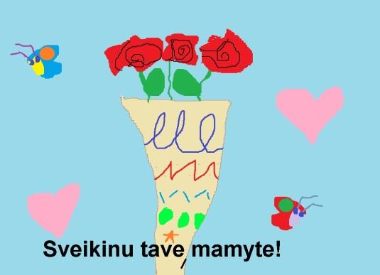 Urtė Martinėnaitė_2 kl_ Panevėžio Vilties progimnazija-mokytoja Saulė Musteikienė